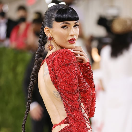 See Megan Fox's Baby Fringe at the Met Gala 2021