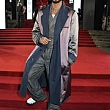 Miguel at the British Fashion Awards 2019 in London