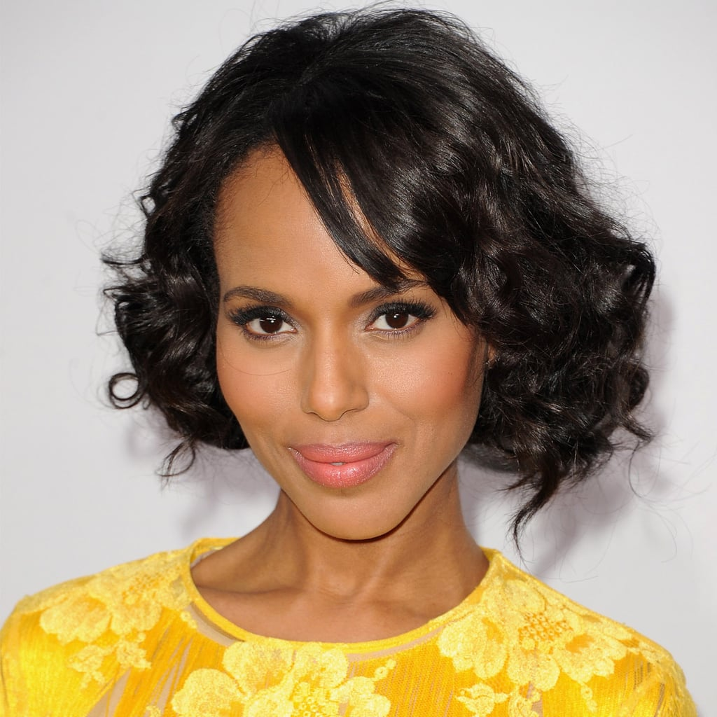 Kerry Washington's Makeup Tips