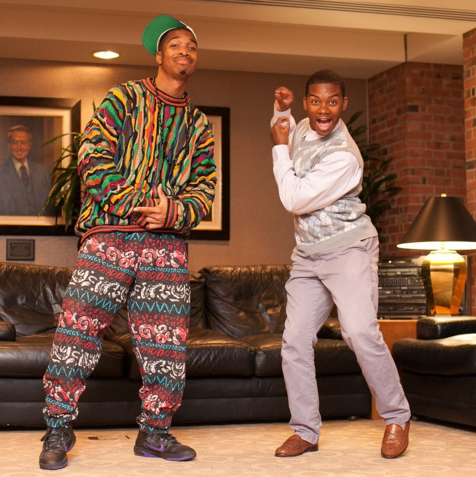 Fresh Prince and Carlton  sc 1 st  popsugar uk & Fresh Prince and Carlton | Cheap Homemade Halloween Costumes ...