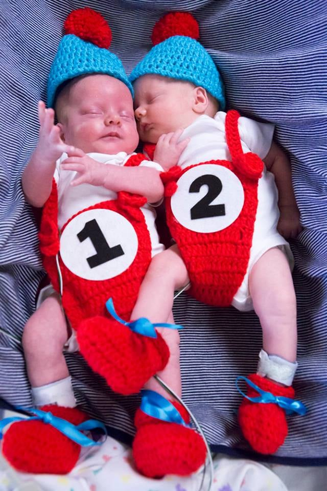 NICU Babies in Halloween Costumes 2016  sc 1 st  Popsugar : new born halloween costume  - Germanpascual.Com
