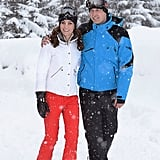 Go For the French Alps Like William and Kate