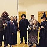 Professors of Hogwarts