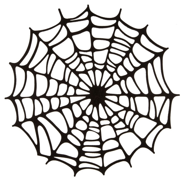 Spiderweb Placemats Hobby Lobby Halloween Decor 2017