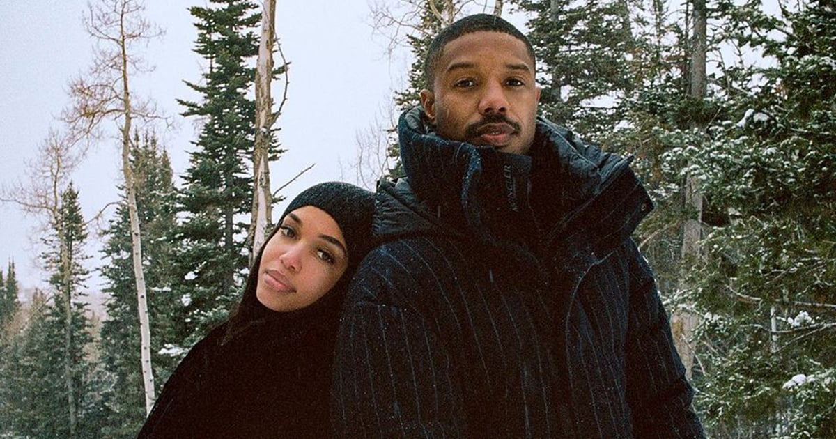 Lori Harvey Is the Reason Michael B. Jordan's Skin Has Been Looking So Good Lately.jpg