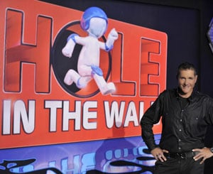 TV This Weekend: Hole In The Wall