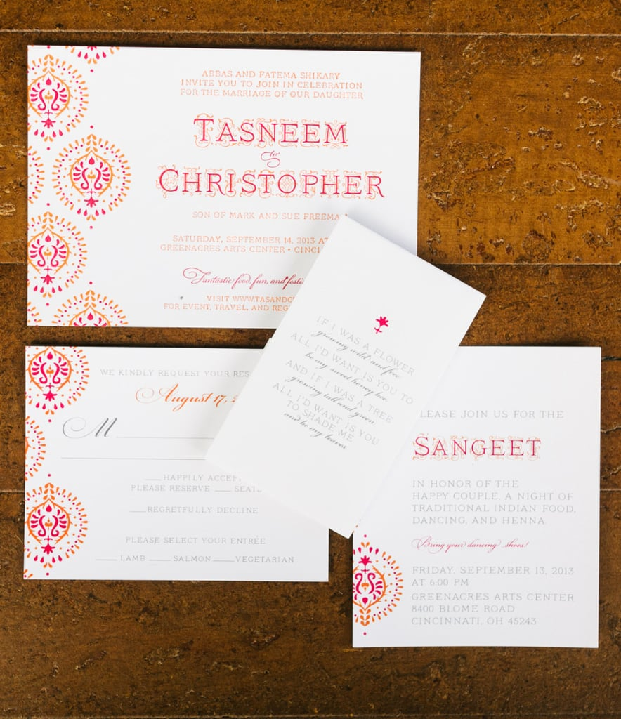 How to Save Money on Wedding Invitations and Stationery | POPSUGAR ...