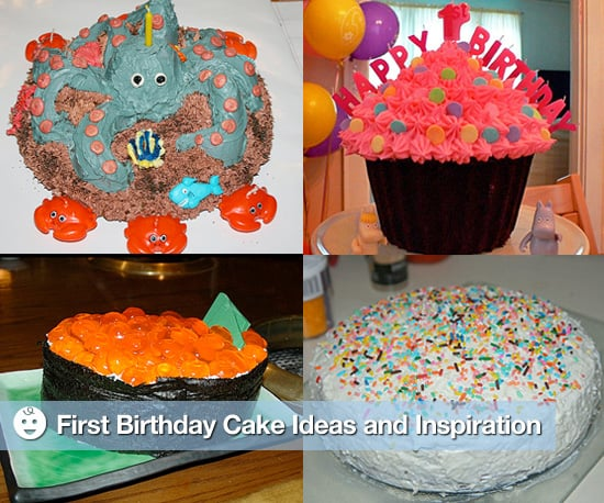 First Birthday Cake Ideas and Inspiration