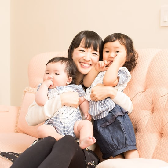 Pictures of Marie Kondo's Family
