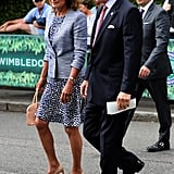 Carole Middleton in July 2016