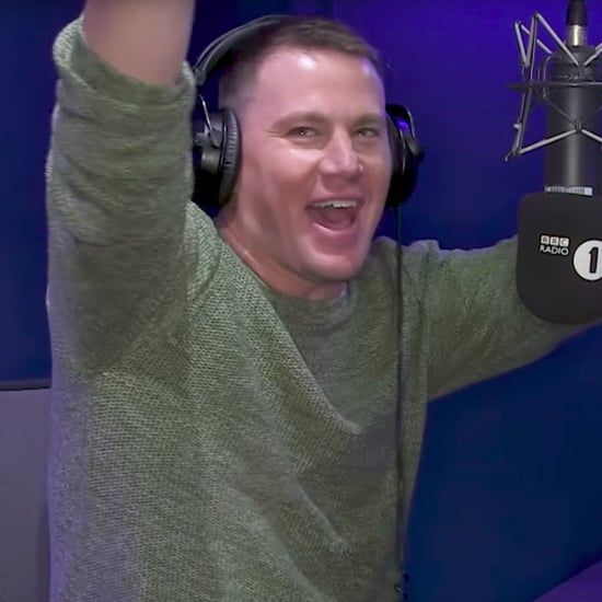 Channing Tatum on Nick Grimshaw Show August 2017