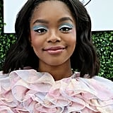 Marsai Martin's Sky-Scape Shadow Look at the 2020 Sisters' Awards