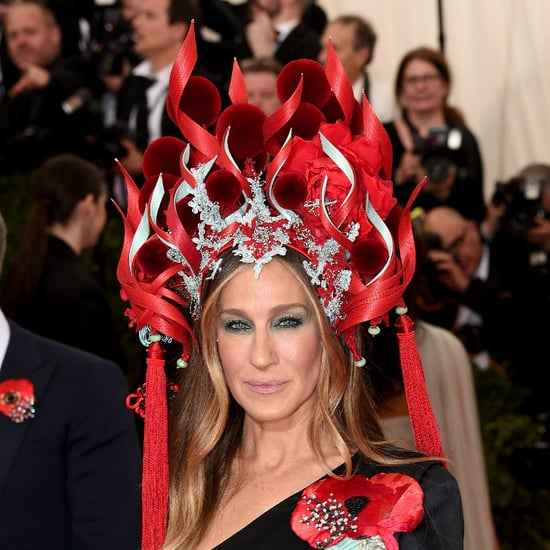 Sarah Jessica Parker at the Met Gala 2015