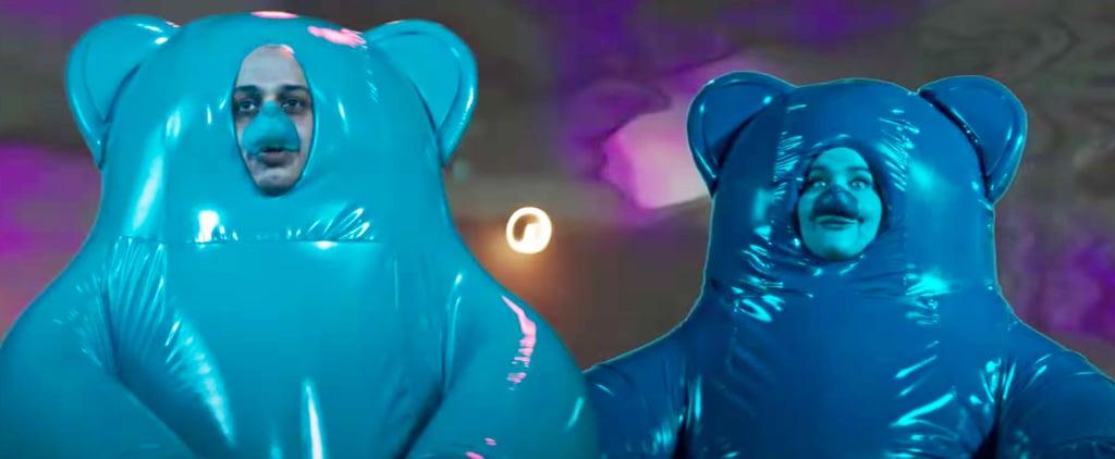 Watch SNL's Weed-Gummy Skit With Regina King   Video