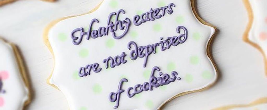 Anti-Diet Cookies by Dr. Antonie Post