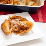 Kid-Friendly Pizza Stuffed Shells Recipe