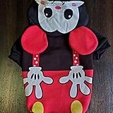 Mickey Inspired Pet Hoodie