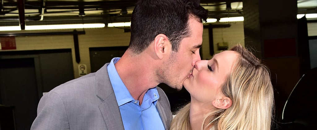 Ben Higgins and Lauren Bushnell Get Our Final Rose For the Most Adorable PDA in NYC