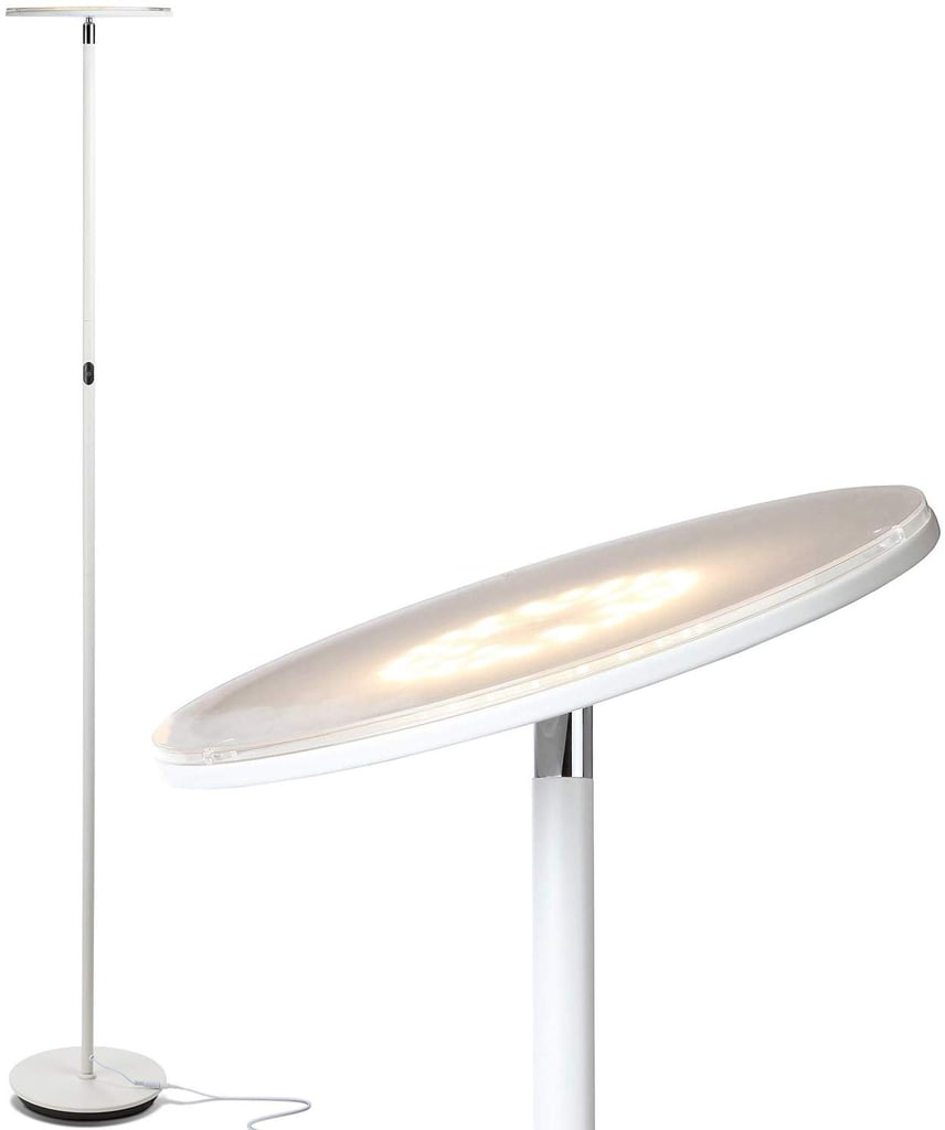 Brightech Sky LED Torchiere Super Bright Floor Lamp | Best