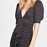 For Love & Lemons Margaux Glitter Dress