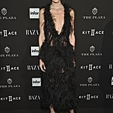 Hilary Rhoda: $3.5 Million