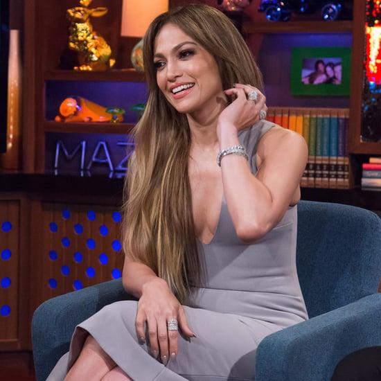 Jennifer Lopez on Watch What Happens Live March 2017