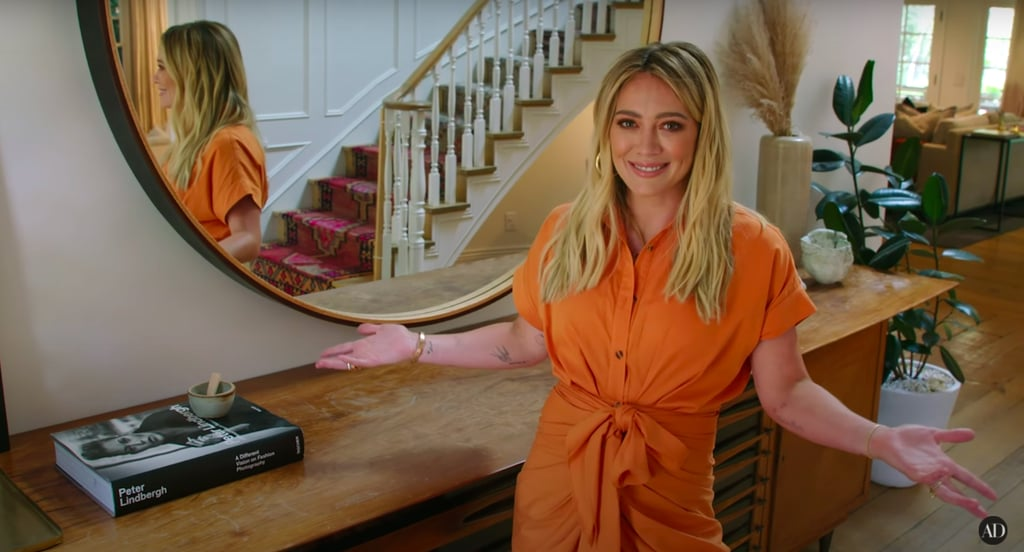 Hilary Duff Shows Off Her LA Home in Architectural Digest