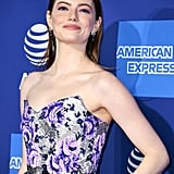 Emma Stone Louis Vuitton Palm Springs Festival Awards 2019