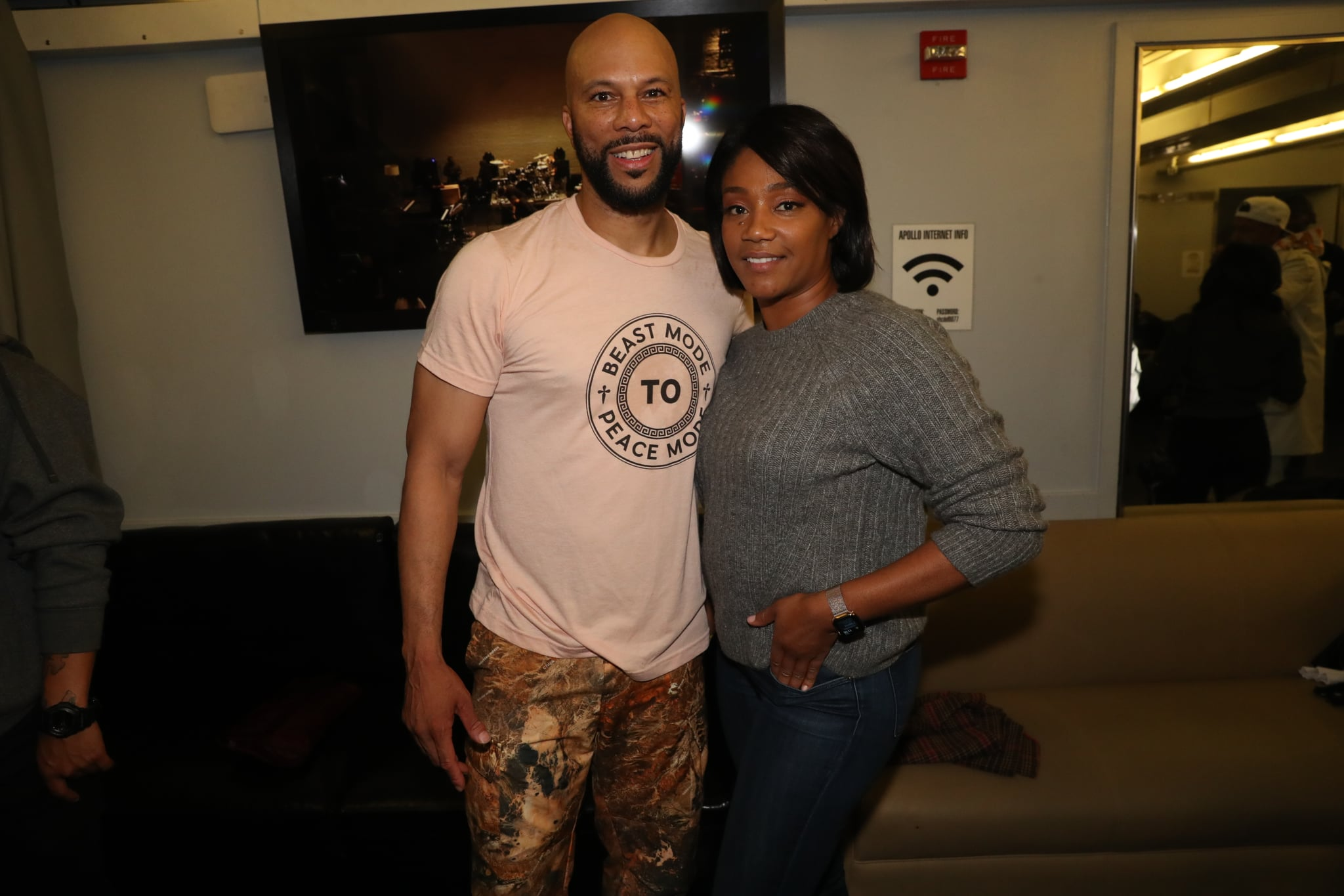 Are Tiffany Haddish And Common Dating Popsugar Celebrity