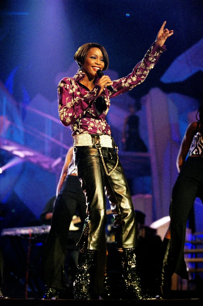 In 1999 she took the mic at the MTV Europe Music Awards.