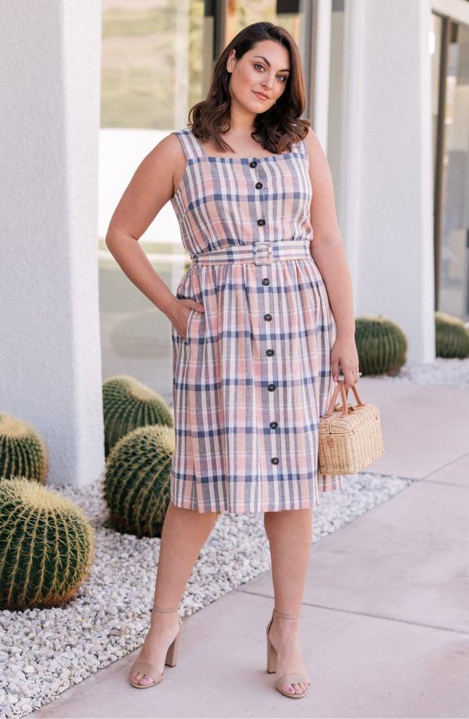 Best Lightweight Plus-Size Dresses | POPSUGAR Fashion