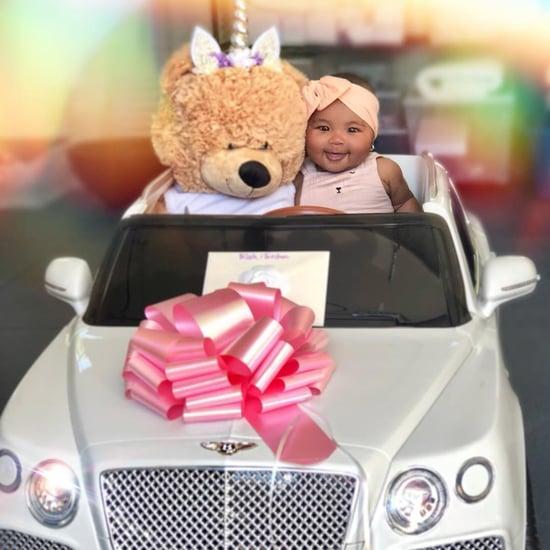 Khloe Kardashian's Response to Daughter's Toy Bentley