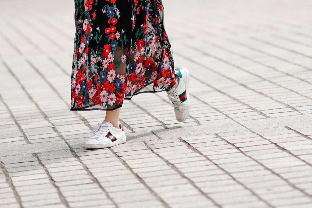 These 12 White Sneakers Are All We Want to Wear This Summer