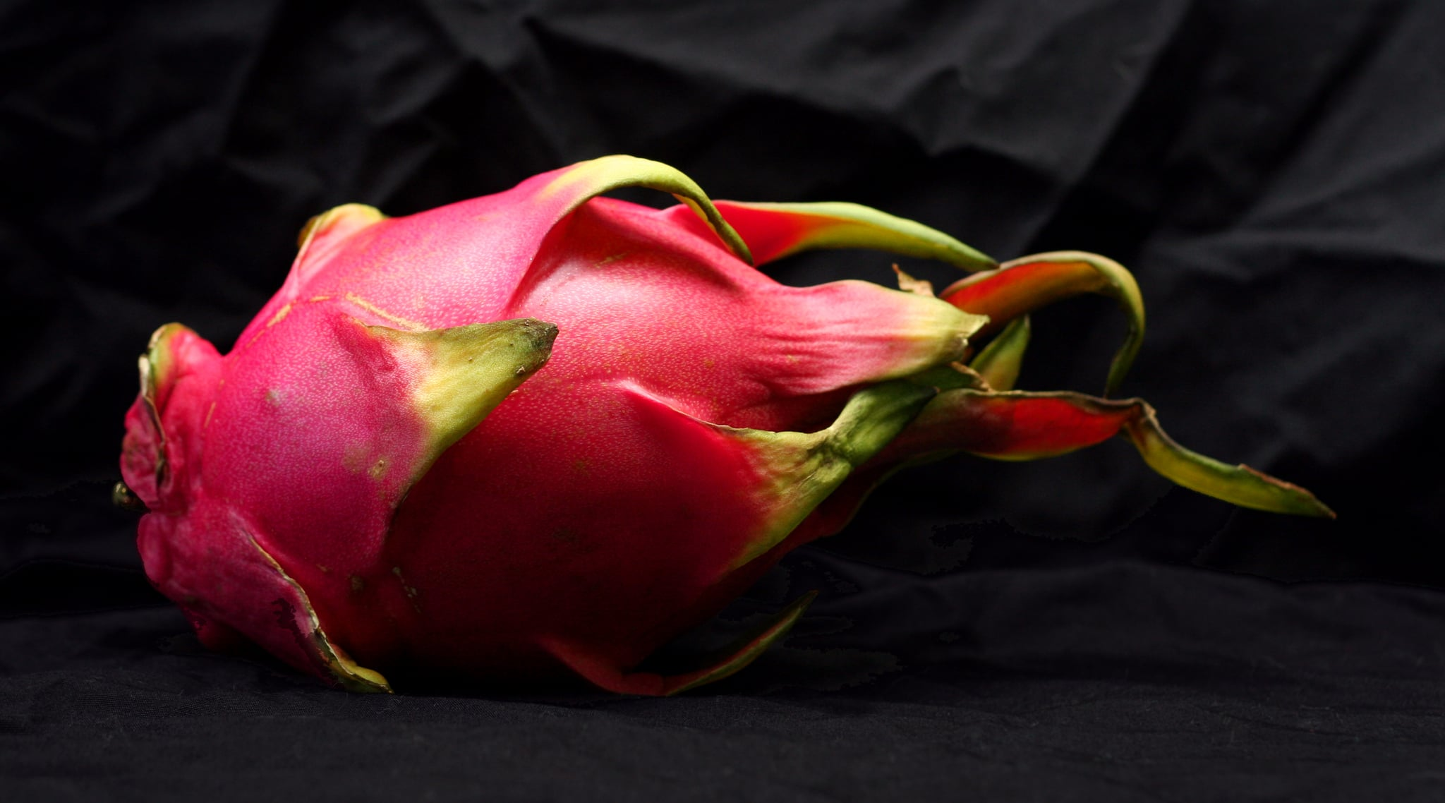 Dragon fruit comes in three colors white pink and red or magenta white - Share This Link