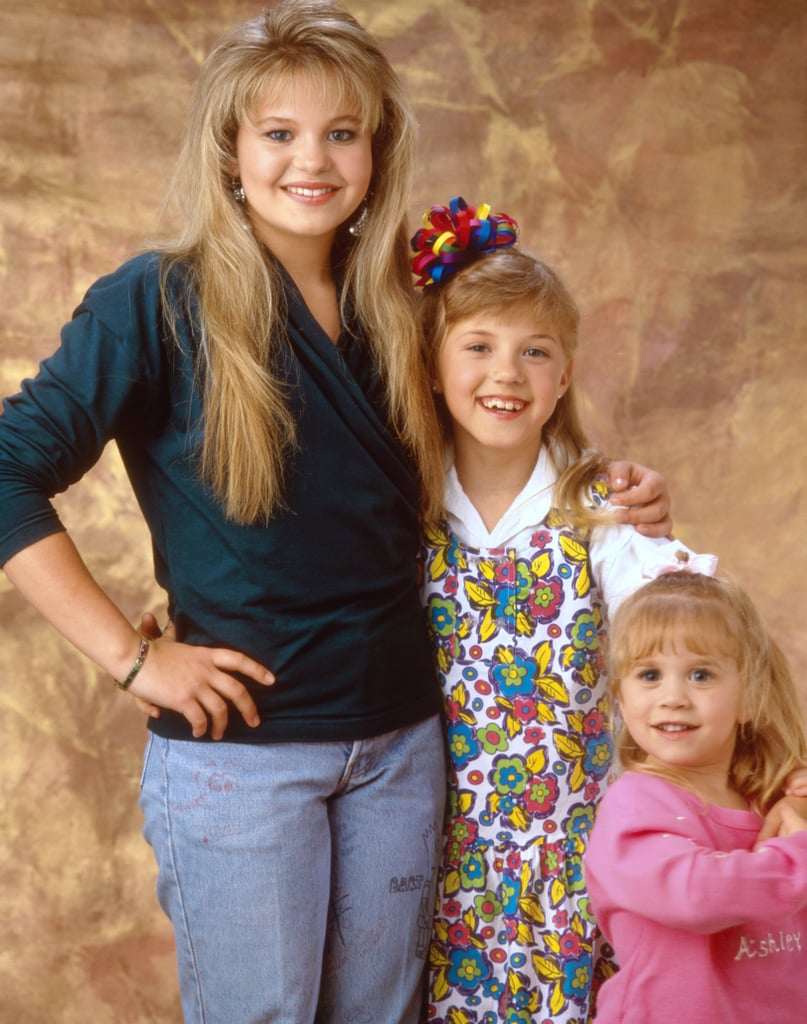 Stephanie tanner full house outfits for Fully house