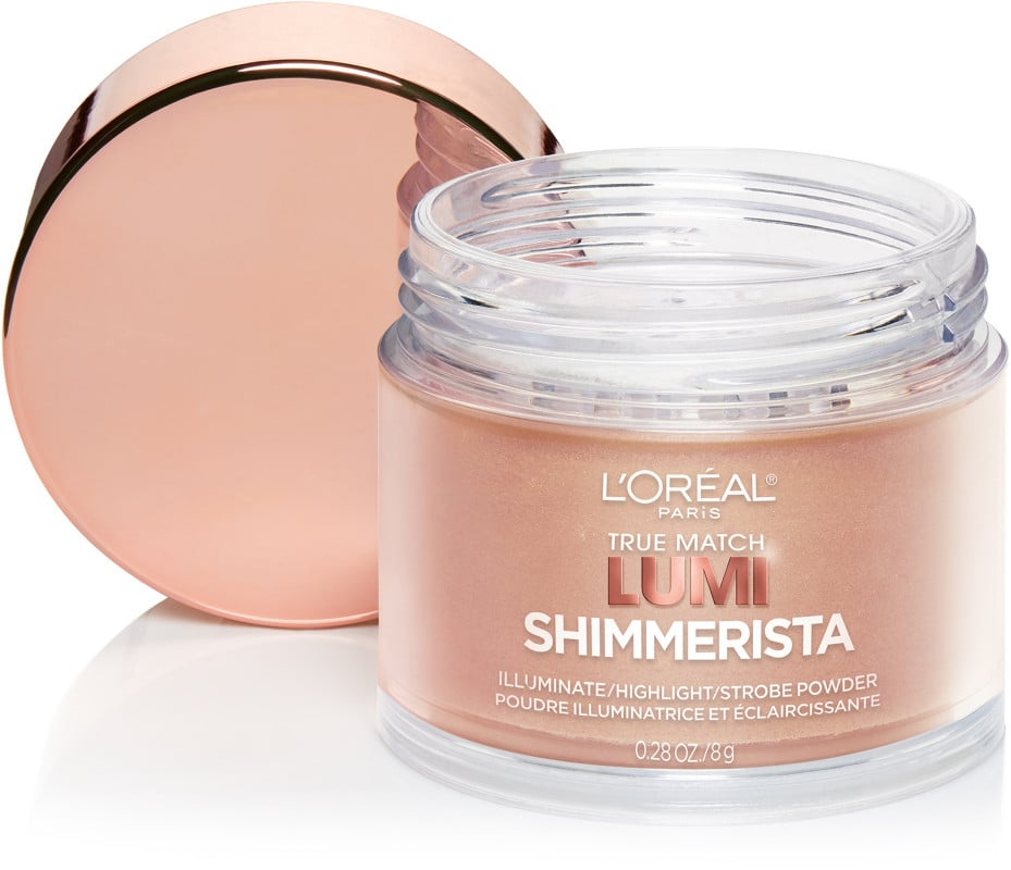 L'Oréal Paris True Match Lumi Shimmerista Highlighting Powder in Sunlight