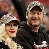 Blake on Gwen