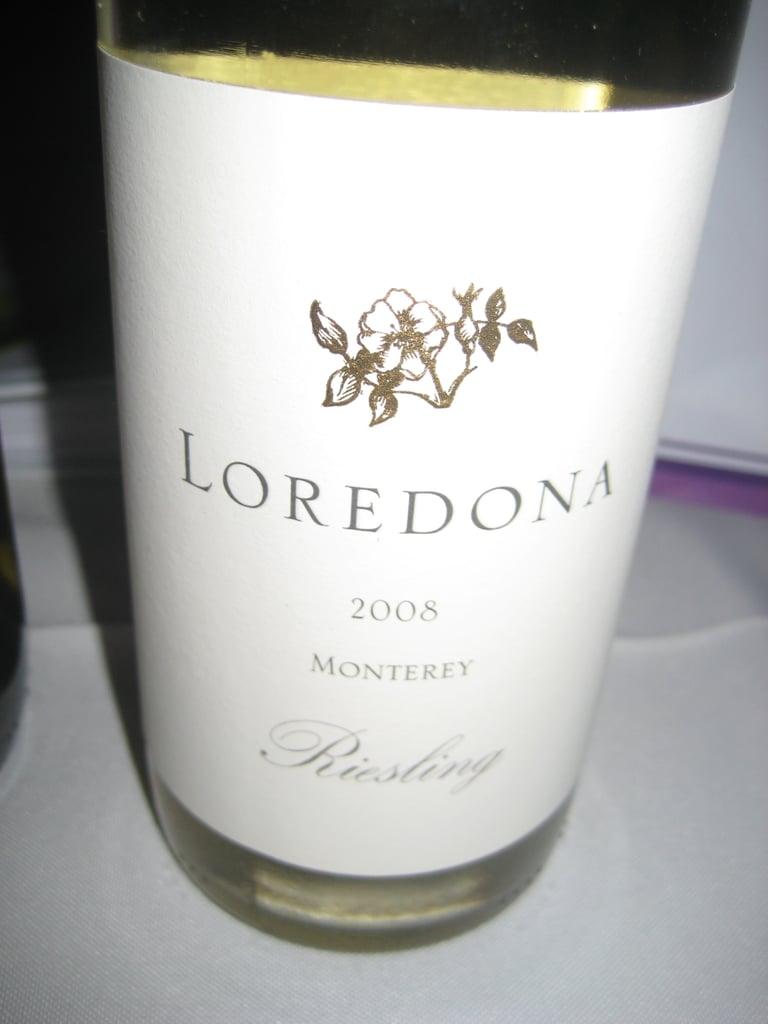 2008 Loredona Riesling