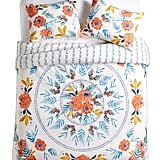 The Pioneer Woman Floral Medallion Duvet Cover
