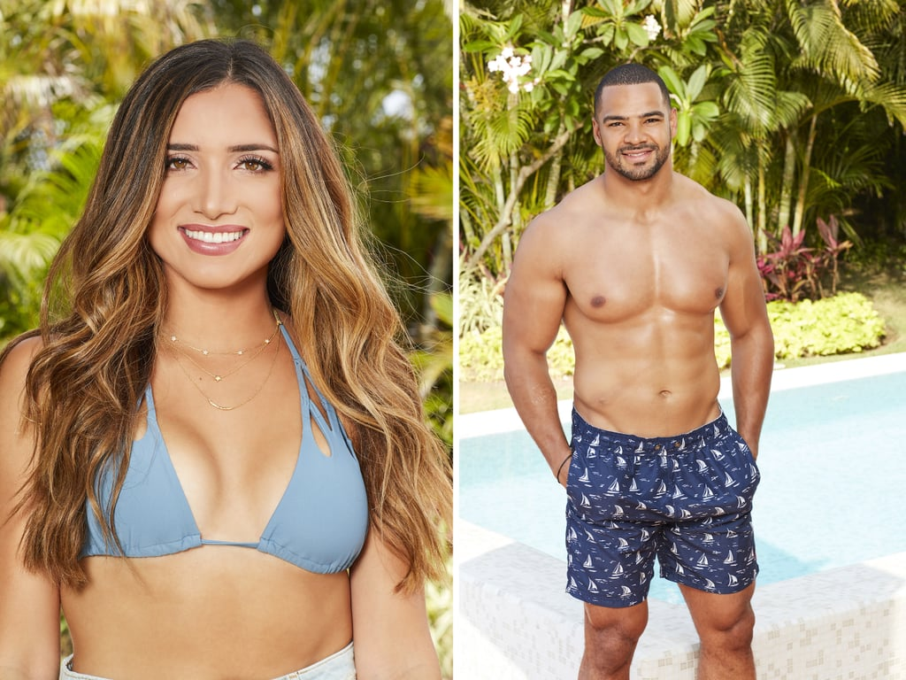 Nicole Lopez-Alvar and Clay Harbor