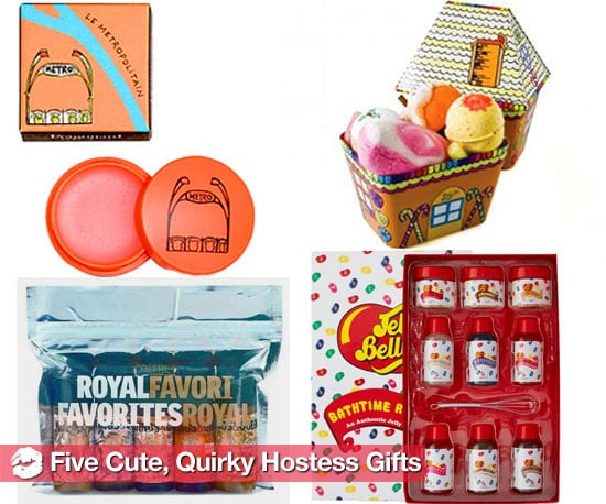 Five Pretty and Unique Hostess Gifts For Holiday 2010