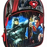 Kids DC Comics Batman v Superman: Dawn of Justice Backpack