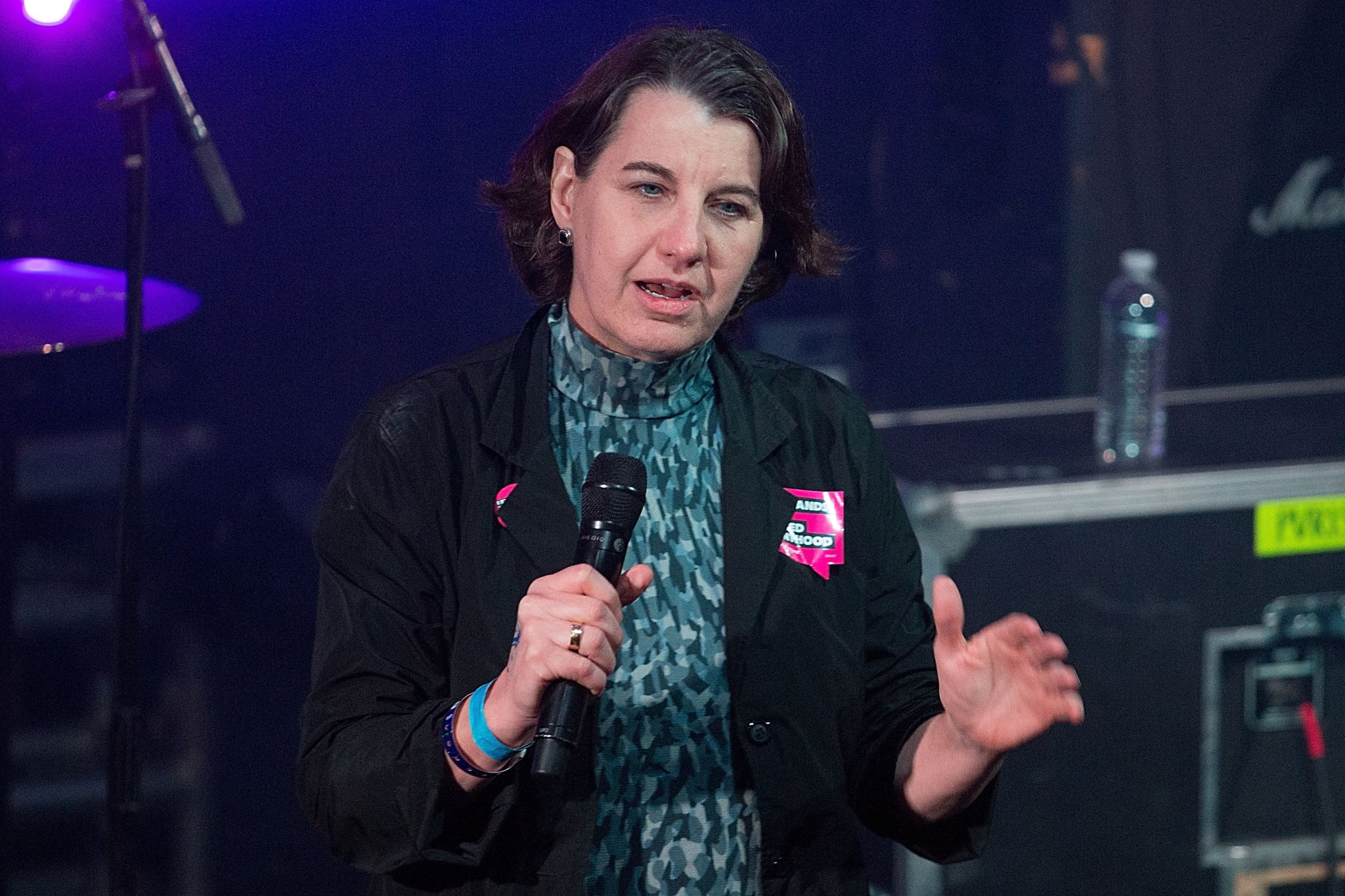 AUSTIN, TX - MARCH 12:  Dawn Laguens speaks onstage during Never Going Back Presented by Tumblr in support of Planned Parenthood at Mohawk on March 12, 2017 in Austin, Texas.  (Photo by Rick Kern/Getty Images for Tumblr)