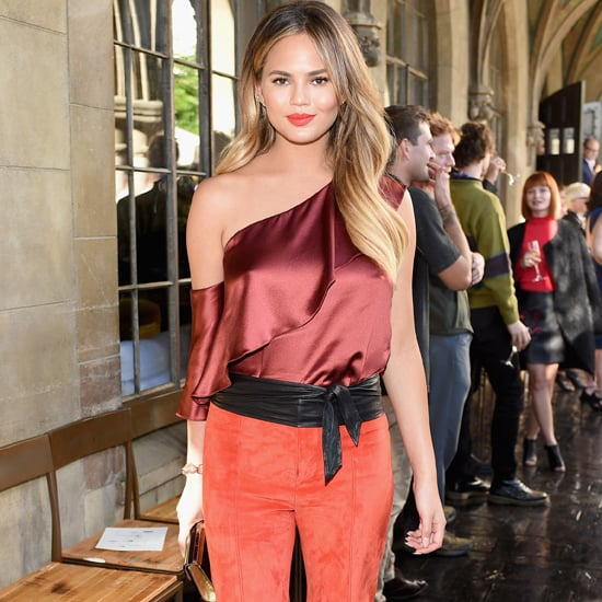 Chrissy Teigen's Pants Instagram