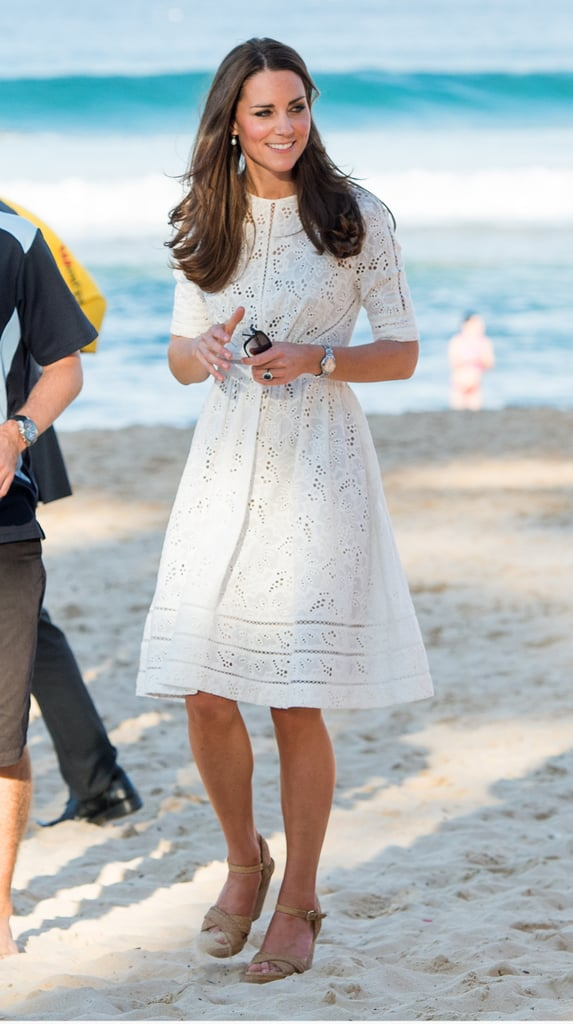 You'll Never Regret a Dreamy Eyelet Dress