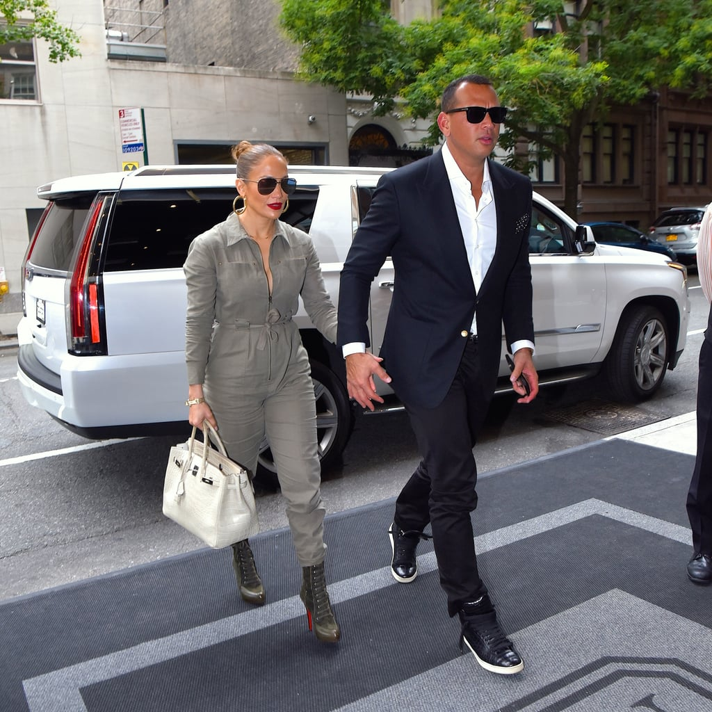 50 Times Jennifer Lopez and Alex Rodriguez Showed PDA and Proved Love Doesn't Cost a Thing