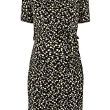 Topshop Maternity Floral Print Shift Dress