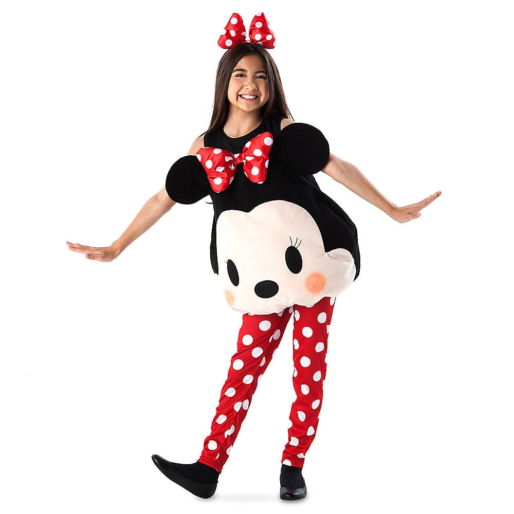 Halloween Costumes Ideas For Tweens.Disney Minnie Mouse Tsum Tsum Costume For Tweens