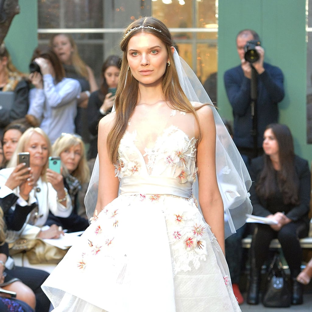 Wedding Dress Trends Spring 2017 | POPSUGAR Fashion