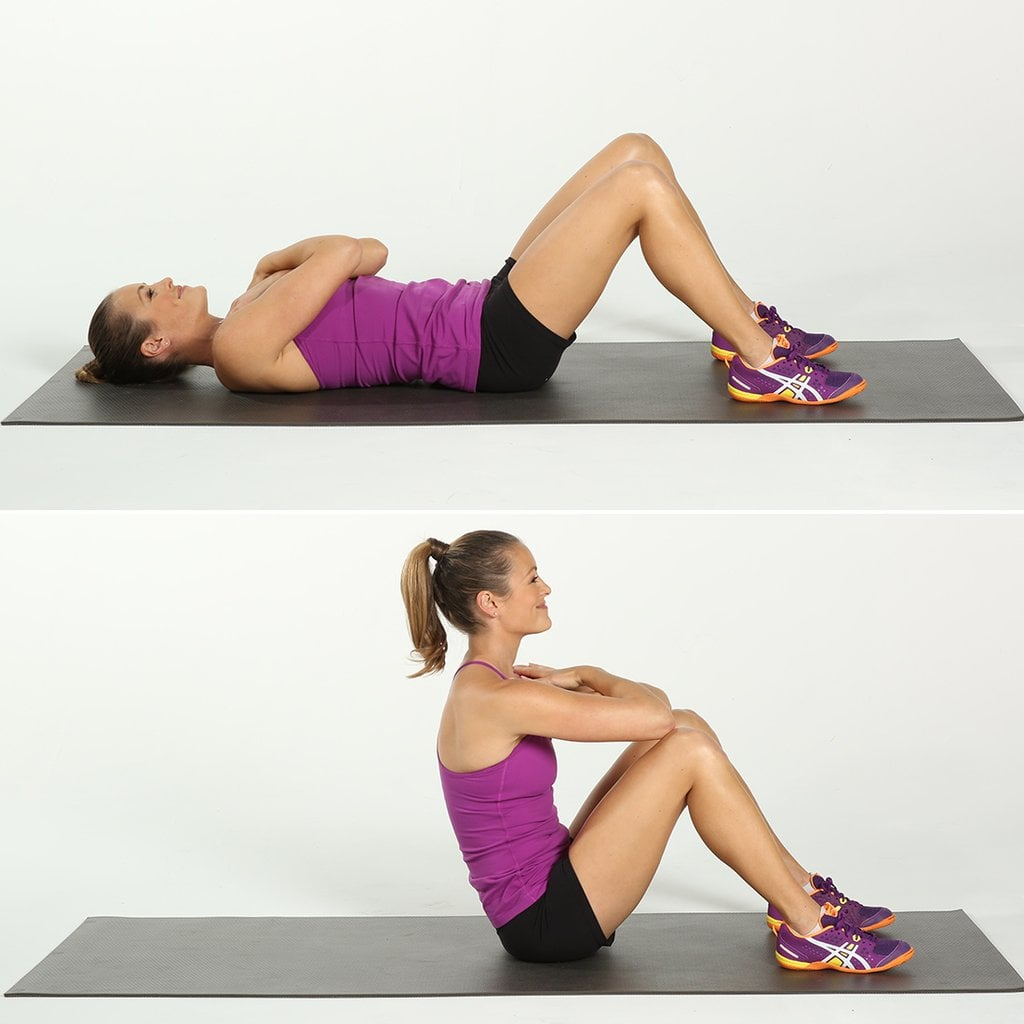 Try Some Sit-Ups